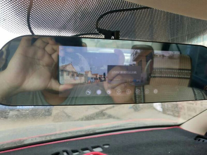 凌度 智能行车记录仪高清夜视双镜头前后录像倒车影像一体机 导航仪带电子狗后视云镜 【套餐三】7英寸标准版+倒车影像双镜双录+32G 晒单图