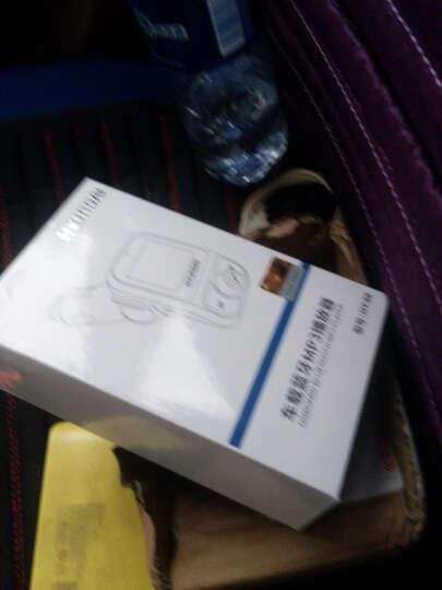 鹿港(LUGN)车载mp3蓝牙u盘式音乐播放器车载充电器点烟器FM发射器蓝牙免提电话 官方标配-七彩氛围灯mp3 晒单图