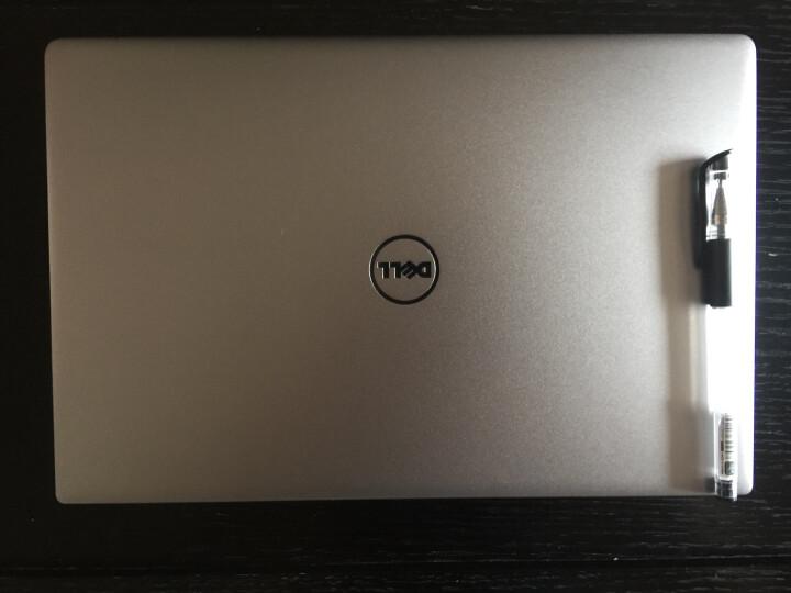 戴尔/DELL 13.3英寸超极本XPS13 9360轻薄商务办公手提笔记本电脑 i5-8250U 背光键盘 office银色 8GB内存 512GB固态硬盘 定制 晒单图
