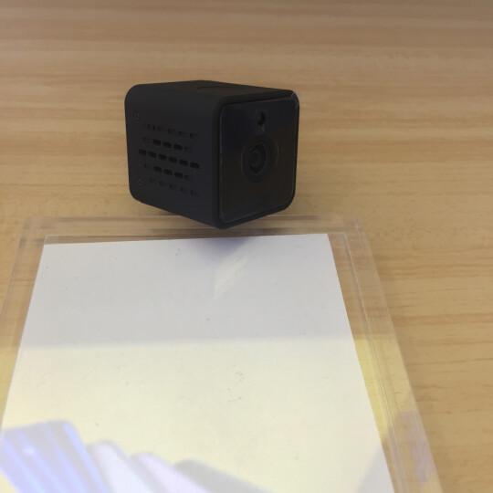品术微型智能小型摄像机非针孔无线监控摄像头wifi隐形夜视高清1080P手机远程网络监控器 送16G送充电宝 晒单图