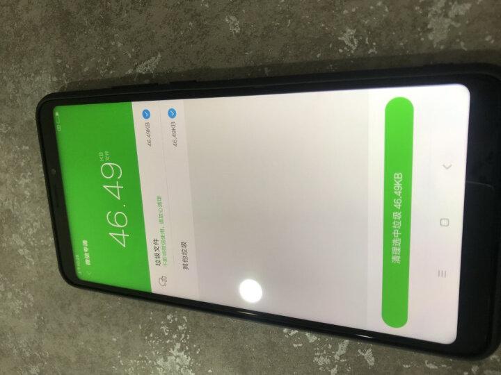 莫凡 小米max3手机壳小米max3保护套硅胶软全包防摔个性创意男女新款潮牌适用于小米max3 小米Note3【棕拼棕】真布艺 不伤机 晒单图
