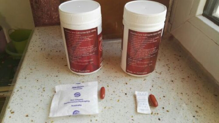Healthy Care 澳洲 Coenzyme Q10辅酶护心宝胶囊 100粒 晒单图