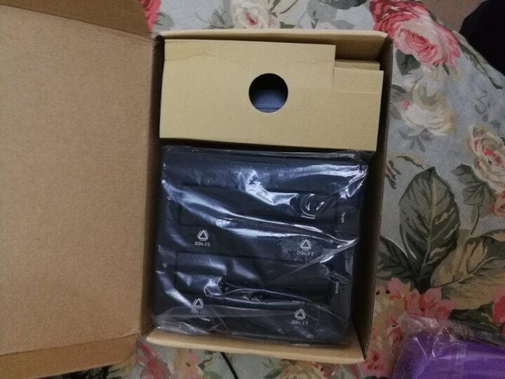 奥睿科(ORICO) 硬盘盒3.5/2.5通用硬盘底座脱机拷贝USB3.0版本66系列 四盘位脱机拷贝-6648US3 晒单图