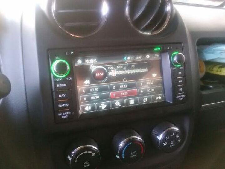 车品逸 吉普jeep10.2安卓导航指南者牧马人自由客大切诺基指挥官dvd导航仪GPS一体 安卓智能导航+倒车影像+免费安装 指南者 晒单图