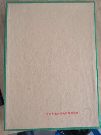 恒利源(HLY)A4加厚城建档案盒灰纸板城建档案牛皮纸档案盒硬纸板科技档案盒文空白档案盒 A3大空白档案盒  厚度40mm 晒单图