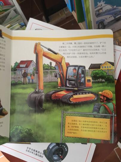 房子是怎样搭建的?/万万没想到·德国经典儿童科普翻翻书 晒单图