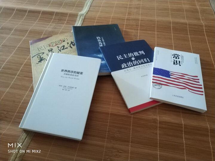 民主的批判与政治的回归——尚塔尔·墨菲政治哲学研究 晒单图