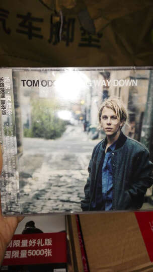 汤姆·奥德尔:长路漫漫 豪华版(CD) 晒单图