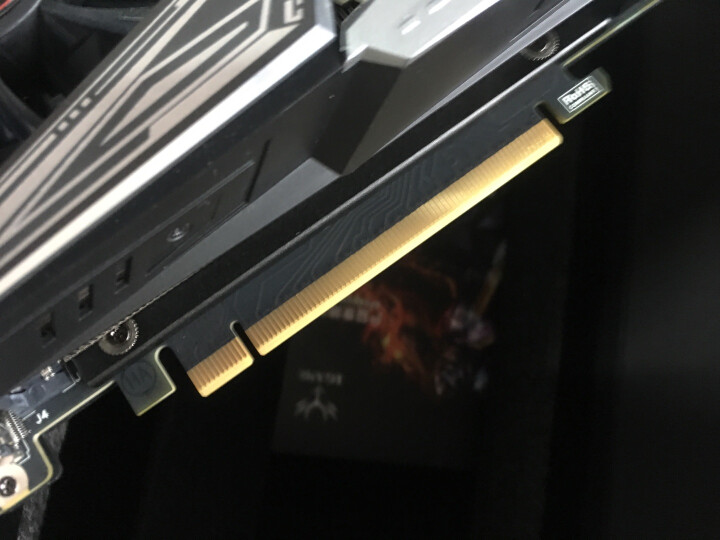 七彩虹(Colorful)iGame电竞台式机电脑游戏独立显卡 GTX1660 SUPER Ultra 6G 晒单图