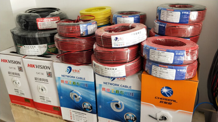 安润达(ANRUNDA) RVB纯铜2芯电源线无氧铜监控电源线led电线电缆红黑平行线 无氧铜2芯1.5红黑线 100米 晒单图