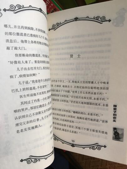 文学名家名著:维吾尔族民间故事精选:种金子的老头 晒单图