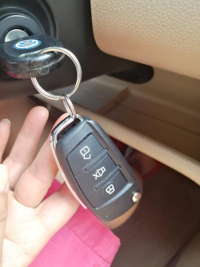 迈多多 面包车小轿车汽车防盗器遥控中控锁自动化震动报警器12V通用 5号折叠遥控器 晒单图