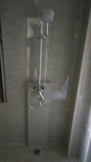 华帝(VATTI) 华帝卫浴淋浴花洒套装浴室淋雨浴器冷热喷枪花洒喷头套装 A款方形淋浴花洒 晒单图