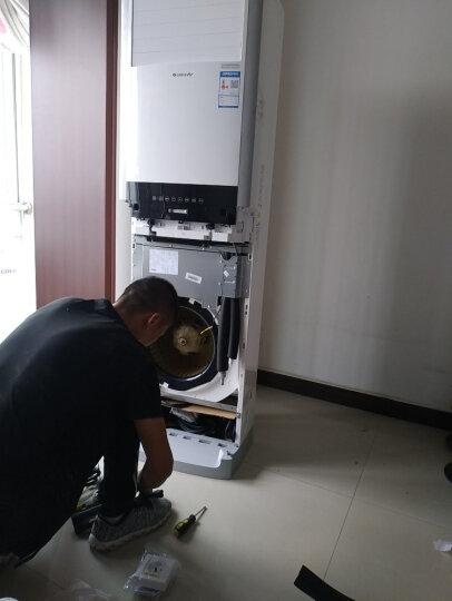 格力(GREE) 2匹 变频 悦雅 立柜式冷暖空调(白色) KFR-50LW/(50591)FNhAa-A3 晒单图