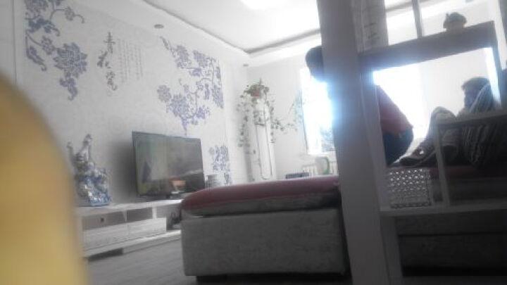 玖玖鱼瓷砖背景墙  背景墙砖电视背景墙瓷砖艺术墙3d雕刻艺术客厅中式600*600 青花瓷 水晶釉面+浮雕/1平方米 晒单图