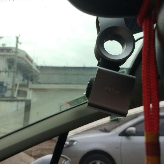 洛克(ROCK)车载行车记录仪 1080p高清广角夜视 深空灰-配16G卡 晒单图