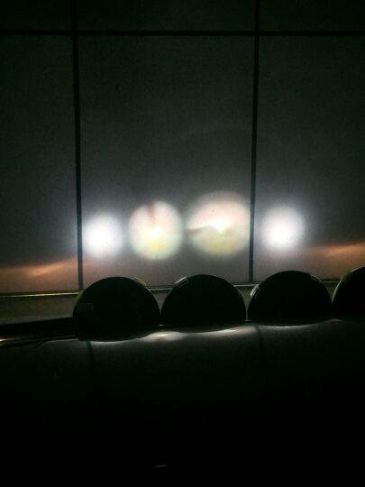 优玛车灯汽车HID氙气射灯 越野车顶射灯 前杠中网氙气灯射灯辅助灯 7寸越野灯+70w氙气灯 12V 晒单图