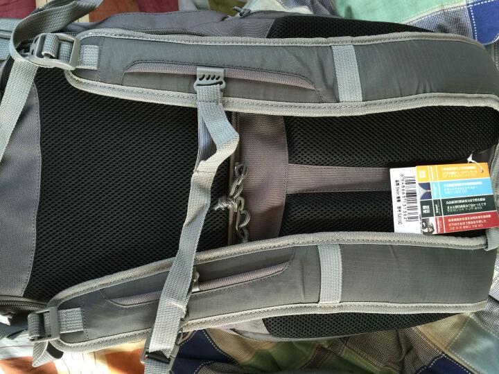 赛腾(statin)SJ010C 包 相机摄影休闲两用包 人体工学背负学舒适结构 一机三四镜 防泼水/加厚防护层 晒单图
