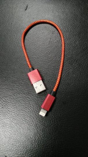 苹果三星华为小米安卓移动电源充电线全铜芯 提速30% 编织尼龙绳数据线 三选一 type编织绳快充线 晒单图