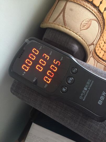 自由光 甲醛检测仪家用 PM2.5空气雾霾测试仪盒检测仪 甲醛测试仪 室内测甲醛仪器 PM2.5(升级版) 晒单图