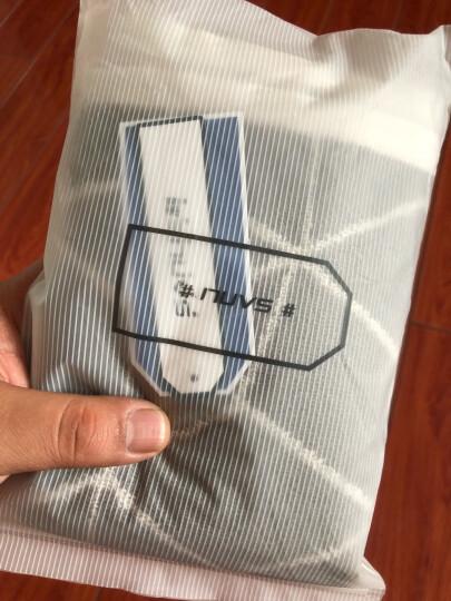 三利 纯棉色织提花毛巾1条 34×74cm 交叉纹样 柔软吸水洗脸面巾 108克 浅咖色 晒单图