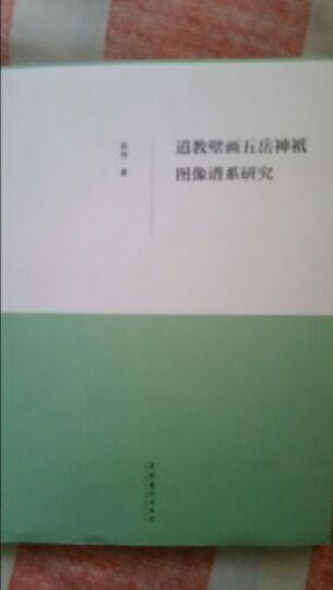 道教壁画五岳神袛图像谱系研究 晒单图