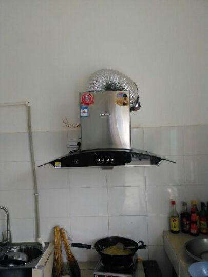 诚帝(chengdi)油烟机欧式大吸力侧吸油烟机灶具套装 双电机吸油烟机配件 CD-2 围板大装饰罩 晒单图