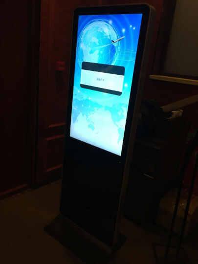 金为 液晶广告机42/43英寸高清LED立式广告机触摸屏显示器 查询触控显示屏广告播放器 升级单机版-不带触控 晒单图