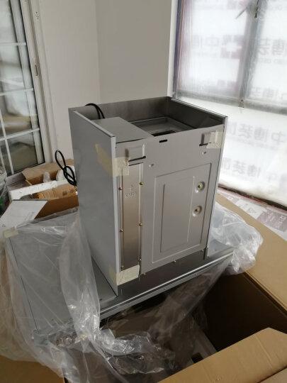 方太(FOTILE)EMD2T+FD21BE 欧式抽油烟机燃气灶具套装(天然气) 晒单图