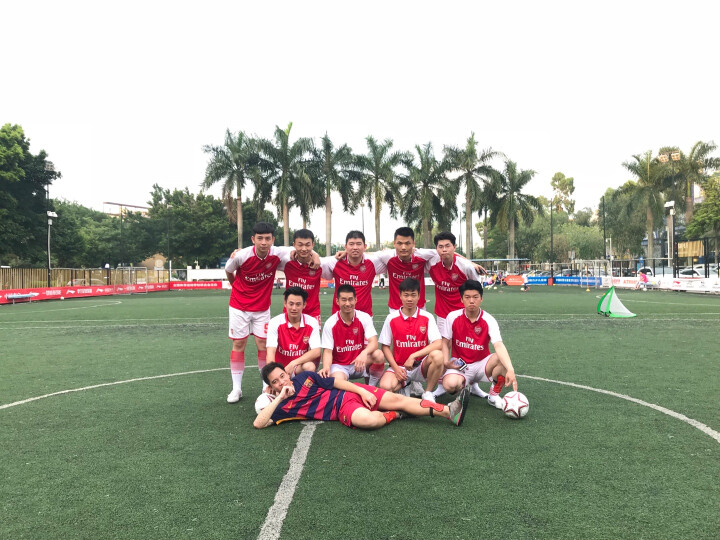 2018足球服套装球衣 国家队球员版短袖足球队服训练服可定制 哥伦比亚黄色队标 L(建议身高175-180cm) 晒单图