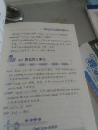 新东方·大学英语四级考试词汇串记 晒单图