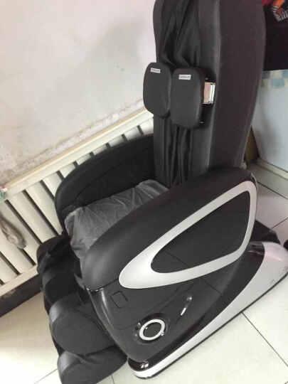 尚铭电器(SminG) 尚铭电器SM-308豪华按摩椅家用 白色 晒单图