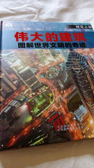 DK经典作品与图解建筑细部:伟大的建筑+解读建筑(套装共2册) 晒单图