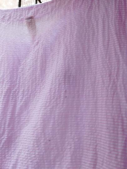 媛舍孕妇装2019夏新款韩版棉质孕妇裙中长款A字宽松孕妇连衣裙时尚潮妈装 粉色 L(建议105-125斤) 晒单图