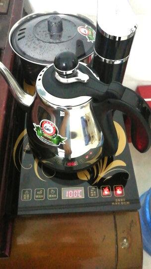 新功(SEKO) 电水壶全自动上水电热水壶保温开水壶304不锈钢烧水壶电茶壶电茶炉 新功F90 尺寸370*200 晒单图