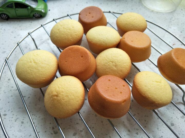 学厨 CHEF MADE 烘焙工具 蛋糕模具 迷你12连杯玛芬烘焙模具 蛋挞模面包烘培工具烤盘烤箱用黑色WK116260 晒单图