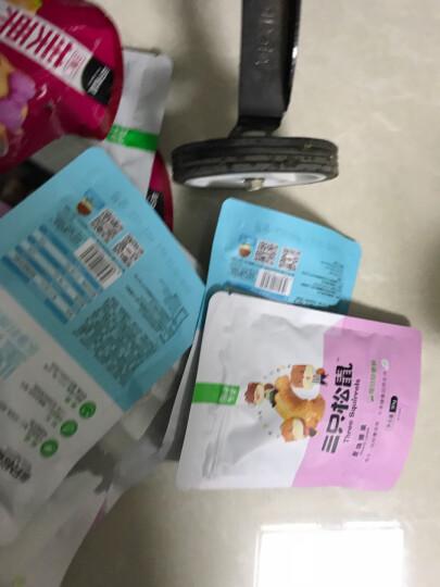 三只松鼠 坚果炒货 休闲零食 麻辣花生125g/袋 晒单图