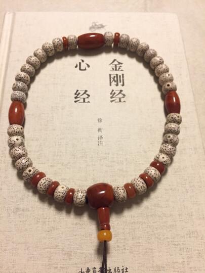 唐秀秀(tangxiuxiu) 海南星月菩提双圈正月高密男女士情侣款天然蓝珊瑚尼泊尔铜珠 晒单图