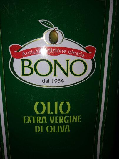 意大利 包锘(BONO)特级初榨橄榄油 原装进口食用油 3L铁听 晒单图