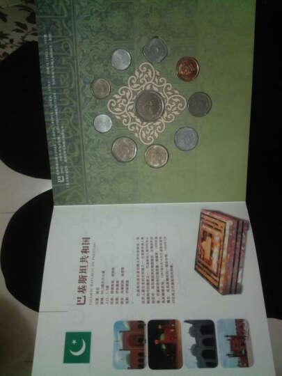 聚优尚  全新亚洲巴基斯坦纸币收藏品 外国退出流通钱币 5卢比钞纸钞1张 晒单图