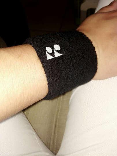 YONEX尤尼克斯运动护腕带男女医用腱鞘炎 AC-489EX 黑色 晒单图