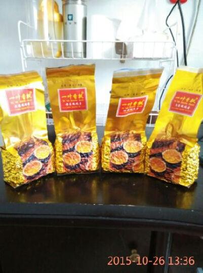 一叶香飘 买1送1 安溪铁观音 福建特产乌龙茶茶叶炭焙茶米香味浓香型烘培茶传统工艺125g袋装散装茶 晒单图