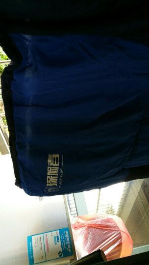 探险者(TAN XIAN ZHE)睡袋户外成人室内春夏秋冬学生双人睡袋四季加厚午休羽绒棉露营隔脏睡袋 单人灰红色2.3KG送睡眠三宝 晒单图