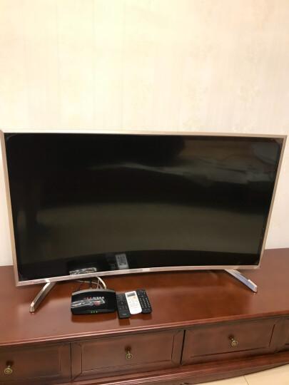 海尔(Haier) LQ49S81 49英寸曲面4K超高清LED液晶电视 晒单图
