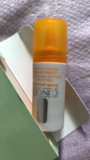 倩碧鲜活10%维C修复精华液 VC面部精华保湿护肤 8.5ml*4/盒 晒单图