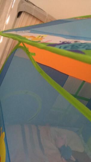 费雪正品儿童折叠帐篷室内帐篷游戏屋户外大房子家庭旅游儿童帐篷 费雪森林梦幻屋 晒单图