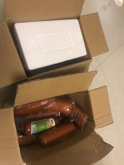 得利斯 培根火腿350g*2香肠冷冻即食火腿肠香肠冷冻烧烤  烤肉食材 晒单图