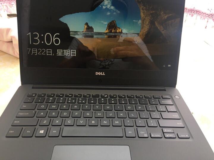 戴尔DELL灵越燃7000 II 14.0英寸轻薄窄边框笔记本电脑(i7-8550U 8G 128GSSD+1T MX150 2G独显 IPS)金 晒单图