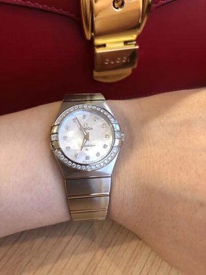 欧米茄(OMEGA)手表 星座系列时尚女表123.25.24.60.63.001 晒单图