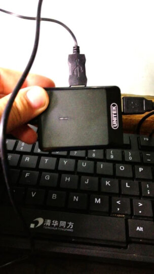 优越者(UNITEK)USB分线器3.0 高速一拖四扩展器0.3米 笔记本电脑usb多接口集线器4口HUB转换器 Y-HB03006 晒单图